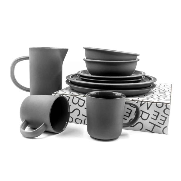 Tinge Porcelain Collection